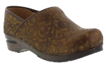 Sanita Professional Rose Clog For Women