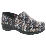 Sanita Marble Clog for Women