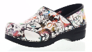 Sanita Pro Grafitti Clog For Women