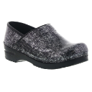 Sanita Pro Pearlized Marble Clog For Women