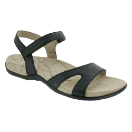 Sanita Carmel Sandal for Women in Black