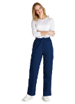 NYUWMA-506 Women's Multi-Pocket Cargo Pant-Navy