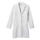 "META 35"" Pro Tri-Blend Stretch Lab Coat for Women"
