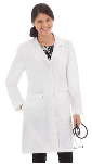 "META 37"" Pro Lab Coat for Women"