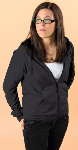 American Apparel California Fleece Zip Hoody Style 5497