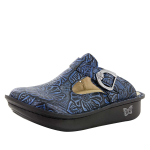 Alegria Classic Blue Romance Clog for Women
