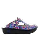 Alegria Classic Swirly Goodness Clog for Women