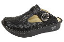 Alegria Classic Jazzy Black Clog for Women