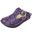 Alegria Classic Spiro Purple Clog for Women