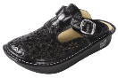 Alegria Classic Breezy Dusty Black Clog for Women