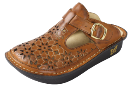 Alegria Classic Breezy Cognac Clog for Women