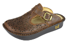 Alegria Classic Breezy Tawny Clog for Women