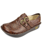 Alegria Alli Yeehaw Brown Shoe for Women