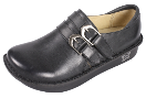 Alegria Alli Burnish Black Shoe for Women