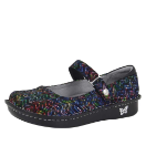 Alegria Belle Ric Rack Rainbow Shoe for Women