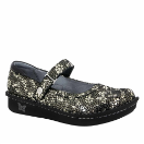 Alegria Belle Pewter Mosaic Shoe for Women