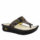 Alegria Carina Sandal in Bronze Mosaic for Women