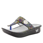 Alegria Carina Sandal in Aztec Dottie for Women