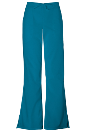 Winthrop Cherokee Flare Leg Draw String Pants TALL 4101T Caribbean Blue