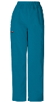 NYUWinthrop Cherokee Pull-On Cargo Pants TALL 4200T Caribbean Blue
