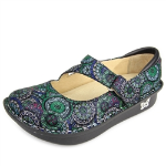 Alegria Dayna Spiro Blue Shoe for Women