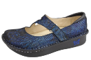 Alegria Dayna Blue Twist Shoe for Women