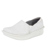 Alegria Debra Morning Glory White Shoe for Women