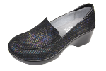 Alegria Emma Shoe for Women in Metal Rain