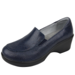 Alegria Emma Shoe for Women in Masonry Blue