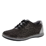 Alegria Essence Shoe for Women in Pewter Finery