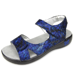 Alegria Joy Sandal for Women in Blue Persuasion