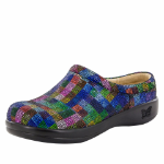 Alegria Kayla Clog in Block Party for Women