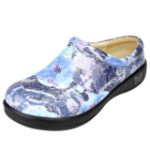 Alegria Kayla Clog in Artisan Blue for Women