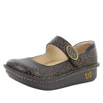 Alegria Paloma Bronze Leaf Shoe for Women