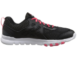 Reebok Sublite Train Sneaker for Women in Black