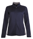 NYUWMA Embroidered Champion Performance Fleece Jacket for Women
