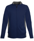 NYUWMA Embroidered Champion Performance Fleece Jacket for Men