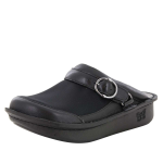 Alegria Seville Black Clog for Women