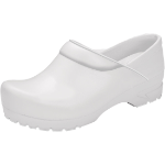 Anywear SR Angel Clog in White