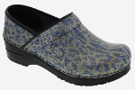 Sanita Professional Billie Print Clog For Women