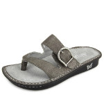 Alegria Valentina Sandal for Women in Brushed Stone