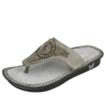 Alegria Vanessa Sandal for Women in Pewter Hand Craft 35
