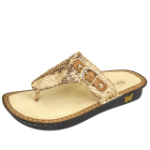 Alegria Vanessa Sandal for Women in Posh Gold