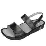 Alegria Verona Sandal for Women in Uptown Black
