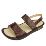 Alegria Verona Sandal for Women in Yeehaw Brown