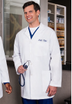 "META 34"" Lab Coat for Men"