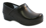 Sanita Professional Clog In Box Leather for Women