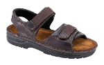 Naot Andes Sandal for Men in Walnut Size 48