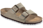 Birkenstock Arizona Sandal for Children in Taupe 29N-30N