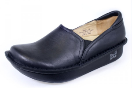Alegria Debra Black Nappa Shoe for Women